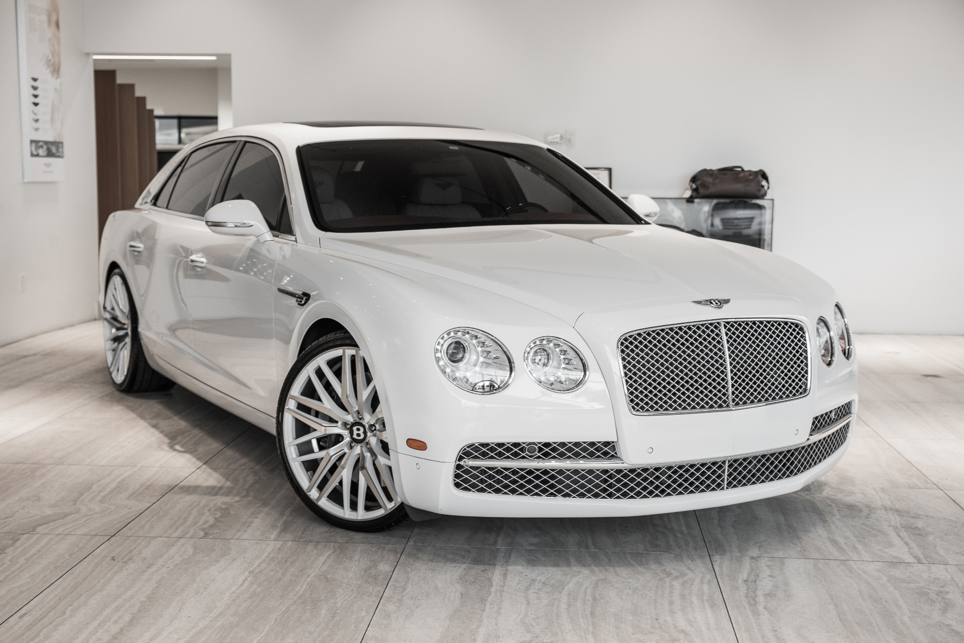Used 2014 Bentley Flying Spur For Sale Sold Exclusive Automotive Group Koenigsegg Dc Stock P091931